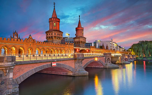 Berlin's-famous-tourist-attractions-in-Germany