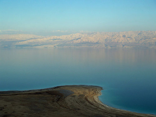 Dead sea where you do not drown