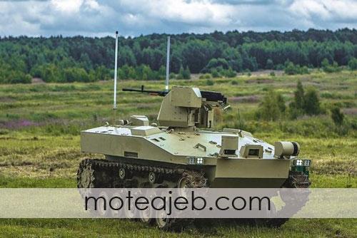 Some world premier military 2 - چندین ربات نظامی برتر جهان