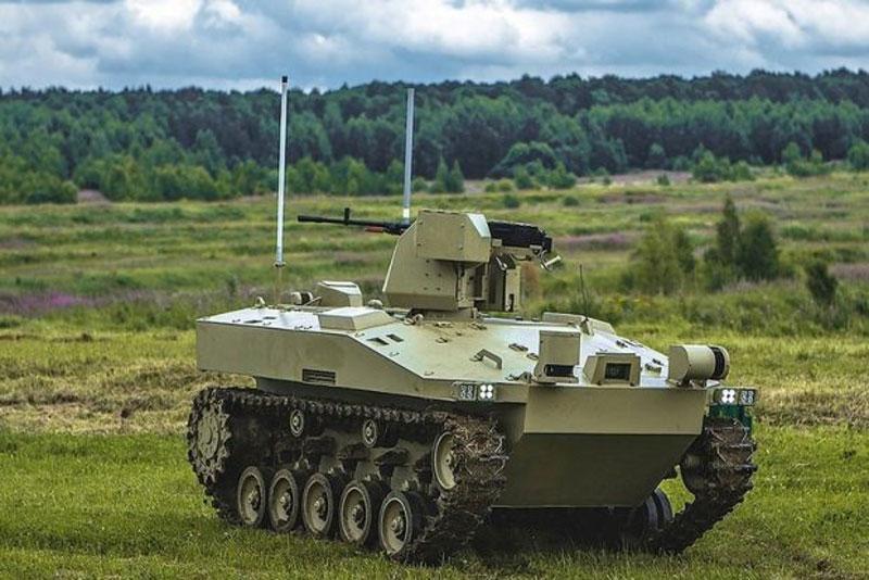 Some world premier military - چندین ربات نظامی برتر جهان