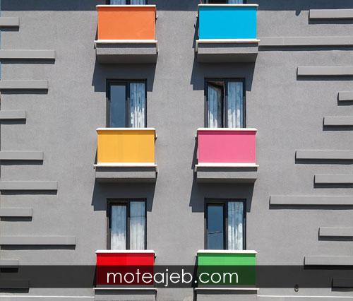 سفر به استانبولی متفاوت در عکس هایی رنگارنگ