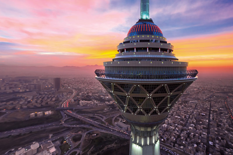 tehran-milad-tower