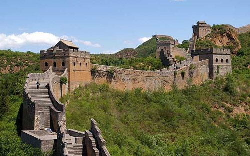 دیوار چین بلند ترین دیوار تاریخی جهان