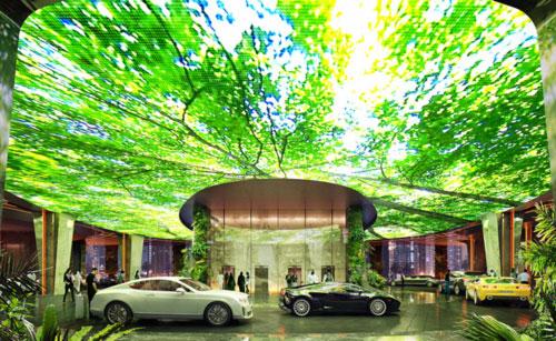 متفاوت ترین هتل جهان در دبی