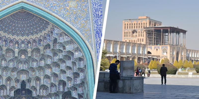 برترین آثار تاریخی شهر اصفهان