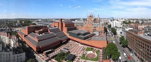 بزرگترین کتابخانه جهان در بریتانیا
